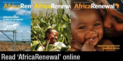 Africa Renewal Magazine - online