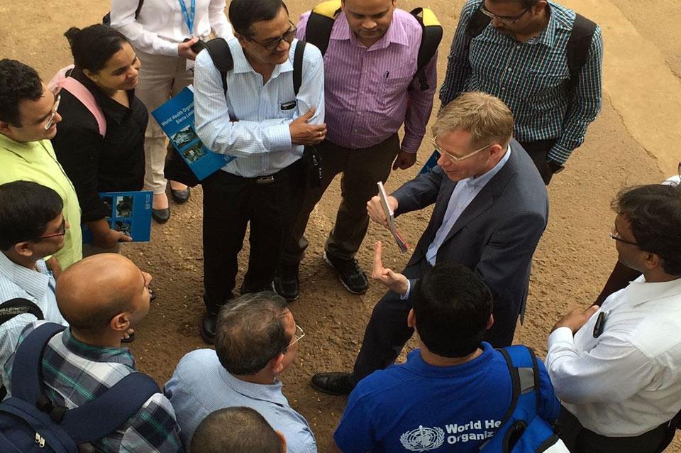 Les besoins de sant dans les urgences humanitaires - Bureau de la coordination des affaires humanitaires ...