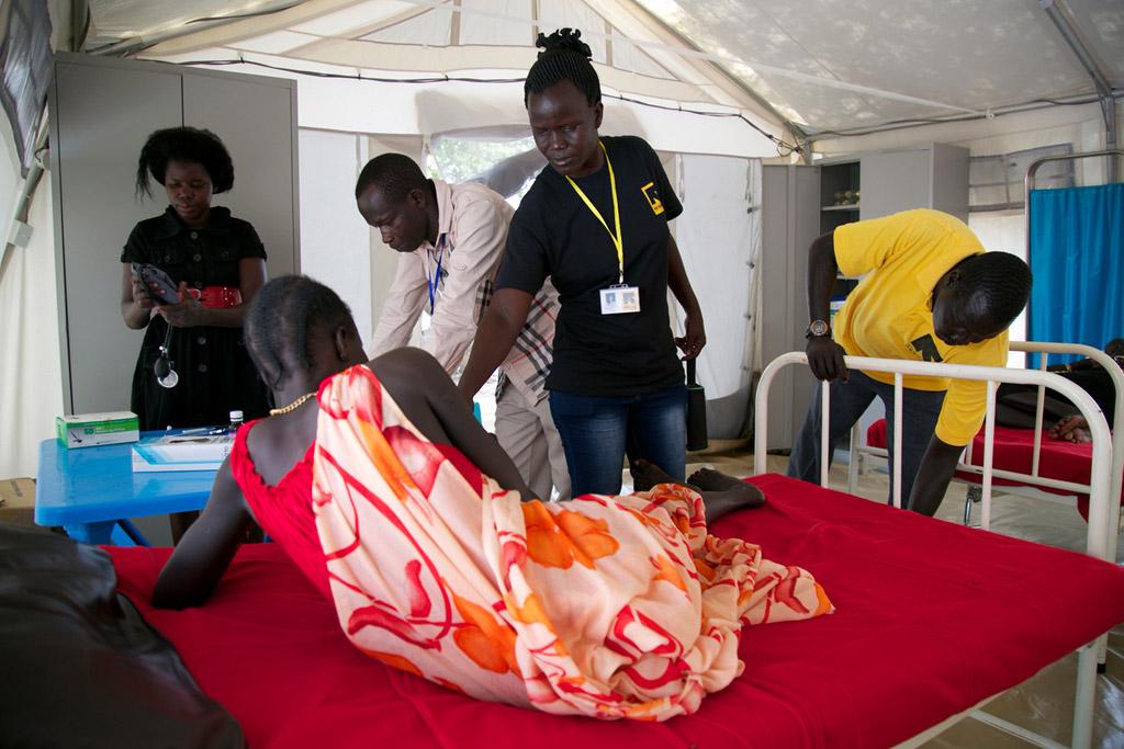 L 39 oms lance un appel de fonds d 39 un milliard de dollars - Bureau de la coordination des affaires humanitaires ...