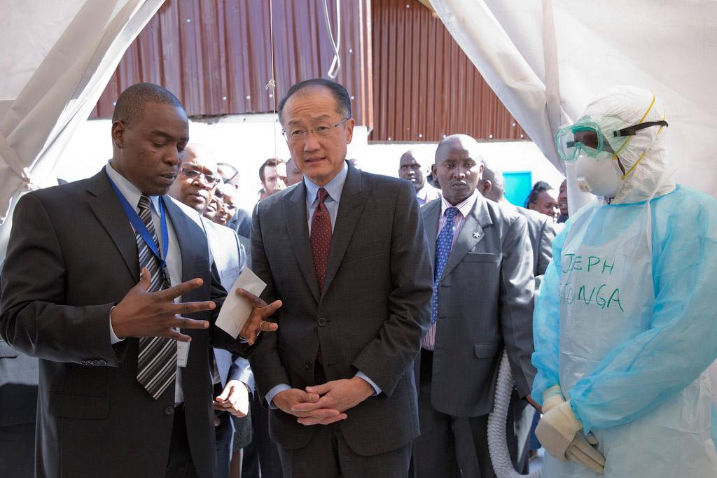 Les efforts de l 39 onu pour lutter contre ebola b n ficient - Bureau de la coordination des affaires humanitaires ...