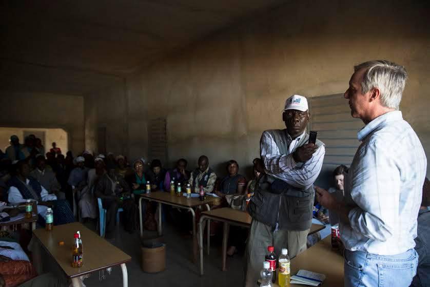 Ebola la barre des cas est atteinte selon l 39 onu - Bureau de la coordination des affaires humanitaires ...