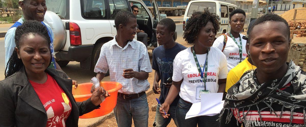 Get-to-zero Ebola Campaign Underway in Sierra Leone
