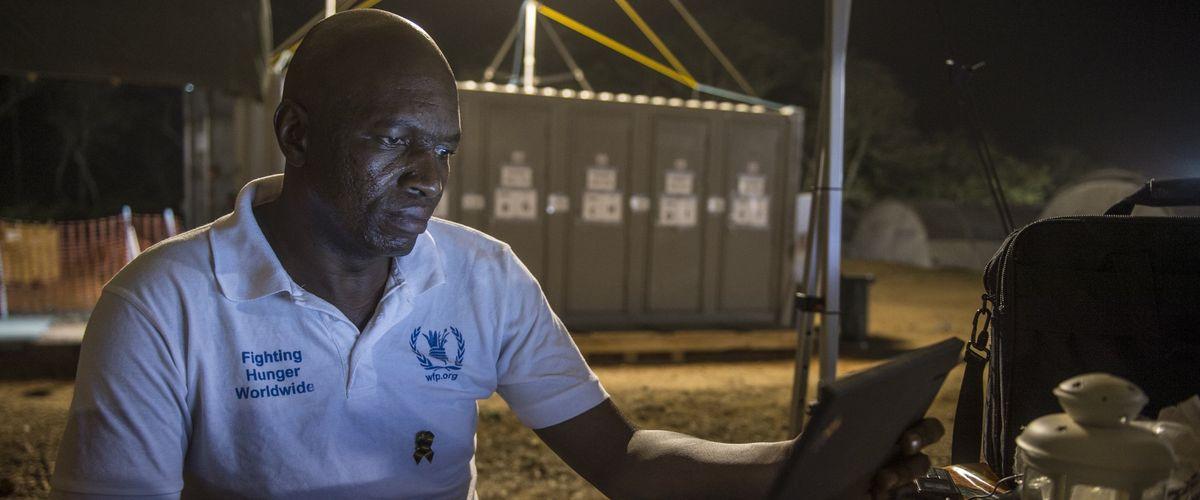 Un financement de 22 millions de dollars américains de la Banque mondiale permet au PAM de nourrir les populations en Afrique de l'Ouest. Photo : PAM