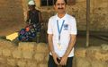 Pakistani volunteer wins villagers' hearts on Sierra Leone Ebola frontlines