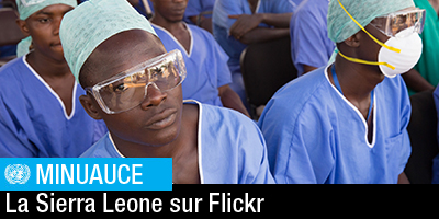 La Sierra Leone sur Flickr - Photos de la MINUAUCE