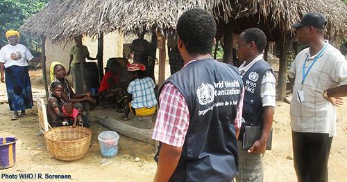 Mobilisation sociale au Libéria - « Le Journal d'Ebola », chroniques de l'OMS